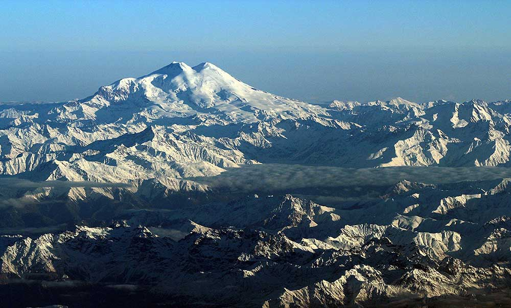 Mount Elbrus: Facts About Europe's Highest Mountain