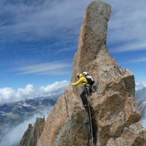 Aiguilles du Chamonix, Travesía Grand Charmoz - Grepon