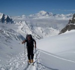 Alta ruta Chamonix - Zermatt
