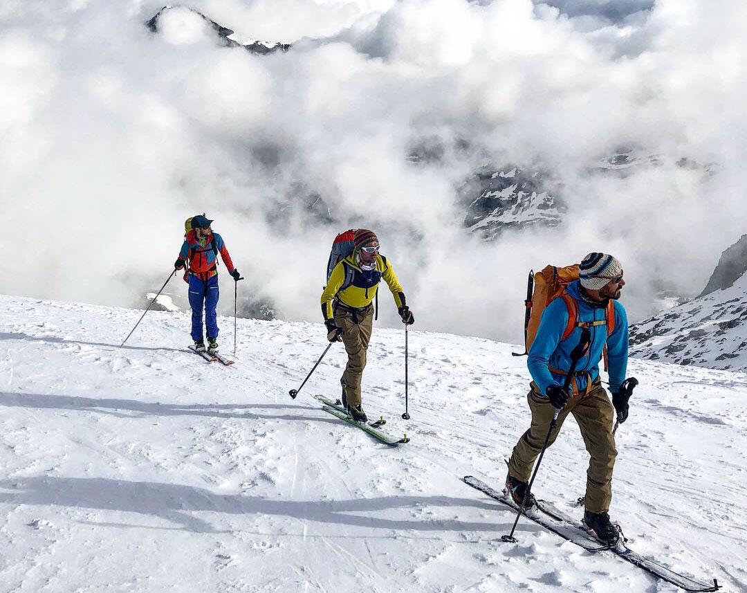 Curso de Esquí de Travesía N1