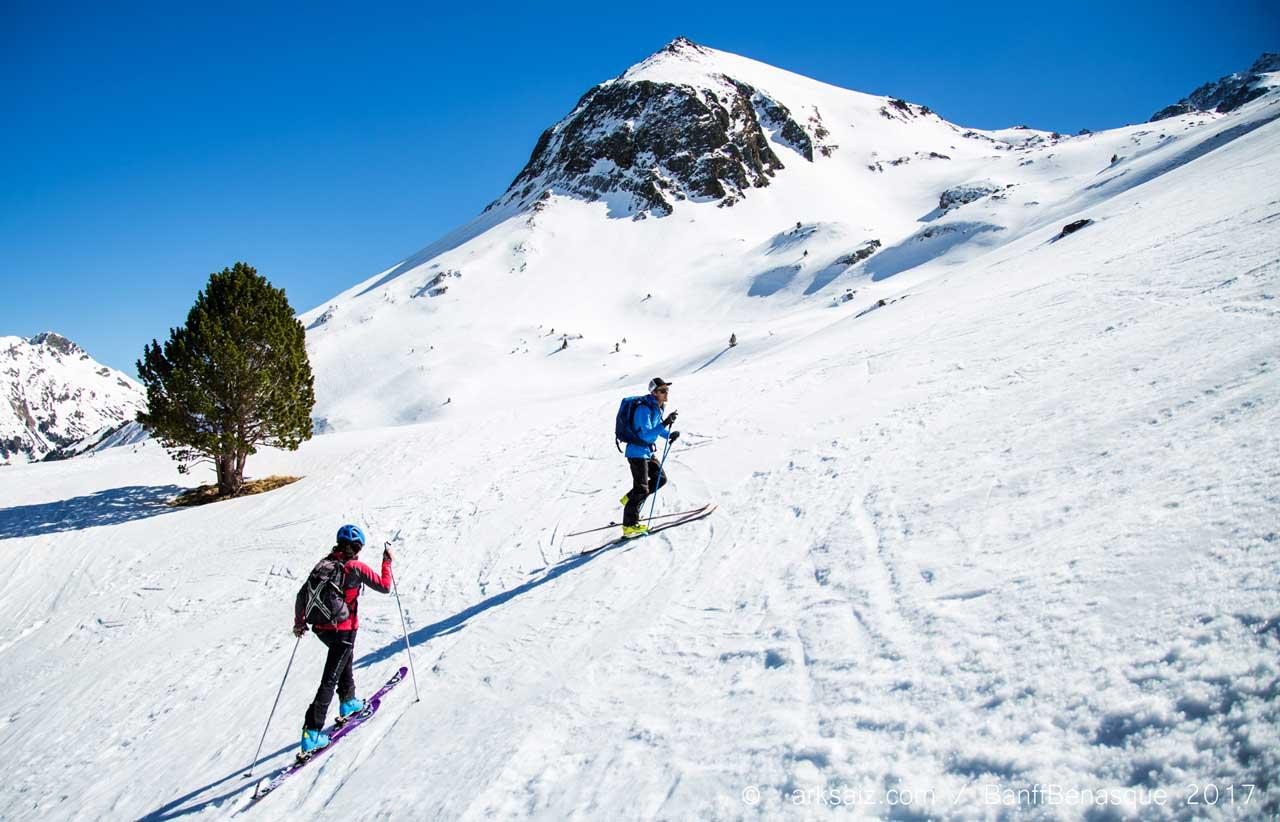 Curso de Esquí de Travesía N2