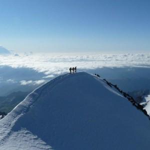 Valle de Saas Fee, Suiza