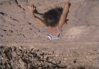 Catherine Destivelle - amazing solo climb in Mali