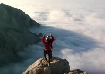 The most difficult big wall climb on Earth
